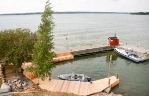 Fagerholm-Småbåtshamn